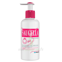 SAUGELLA GIRL Savon liquide hygiène intime Fl pompe/200ml à ANNECY