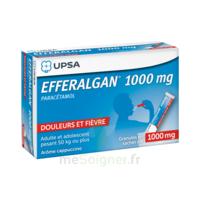 Efferalgan 1g Cappuccino granules 8 sachets à ANNECY