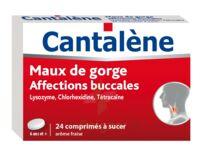 CANTALENE, comprimé à sucer à ANNECY