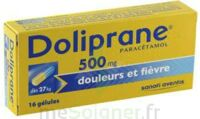 DOLIPRANE 500 mg Gélules B/16 à ANNECY