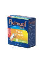 FLUIMUCIL EXPECTORANT ACETYLCYSTEINE 200 mg ADULTES SANS SUCRE, granulés pour solution buvable en sachet édulcorés à l'aspartam et au sorbitol à ANNECY
