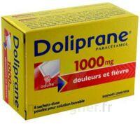 DOLIPRANE 1000 mg Poudre pour solution buvable en sachet-dose B/8 à ANNECY