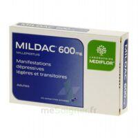 MILDAC 600 mg, comprimé enrobé à ANNECY