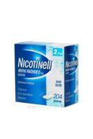 NICOTINELL MENTHE FRAICHEUR 2 mg SANS SUCRE, gomme à mâcher médicamenteuse Plq/204 à ANNECY