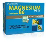 Arkovital Magnésium Vitamine B6 Gélules B/60 à ANNECY