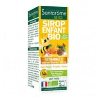 Santarome Bio Sirop fortifiant enfant Fl/150ml à ANNECY