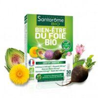 Santarome Bio Gélules Bien-être du foie B/30 à ANNECY