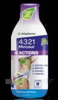 4321 Minceur 4 Actions Solution buvable Fl/280ml à ANNECY