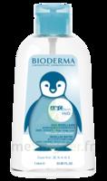 ABCDerm H2O Solution sans rinçage nettoyante bébé Fl pompe/1L à ANNECY