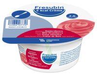 Fresubin 2kcal Crème sans lactose Nutriment fraise des bois 4 Pots/200g à ANNECY
