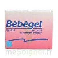BEBEGEL, gel rectal en récipient unidose à ANNECY
