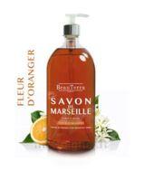 Beauterra - Savon de Marseille liquide - Fleur d'Oranger - 1L à ANNECY