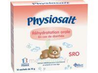 PHYSIOSALT REHYDRATATION ORALE SRO, bt 10 à ANNECY