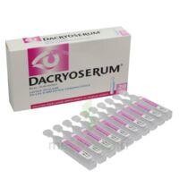 DACRYOSERUM Solution pour lavage ophtalmique en récipient unidose 20Unidoses/5ml à ANNECY