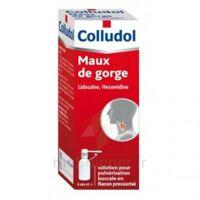 COLLUDOL Solution pour pulvérisation buccale en flacon pressurisé Fl/30 ml + embout buccal à ANNECY