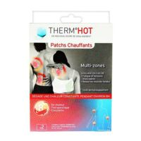 Therm-hot - Patch chauffant Multi- Zones à ANNECY