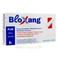 BLOXANG Eponge de gélatine stérile hémostatique B/5 à ANNECY