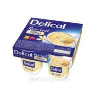 DELICAL RIZ AU LAIT Nutriment vanille 4Pots/200g à ANNECY