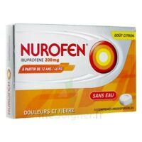 NUROFEN 200 mg, comprimé orodispersible à ANNECY