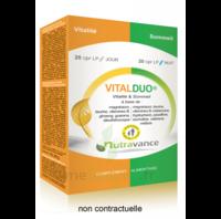 Nutravance Vitalduo 20+20 comprimés à ANNECY