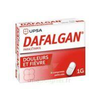DAFALGAN 1000 mg Comprimés pelliculés Plq/8 à ANNECY