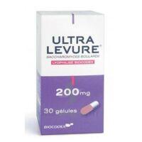 ULTRA-LEVURE 200 mg Gélules Fl/30 à ANNECY