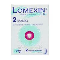 LOMEXIN 600 mg Caps molle vaginale Plq/2 à ANNECY