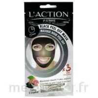 L'Action masque au charbon à ANNECY