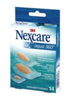Nexcare Aqua 360° Pansements 3 tailles B/14 à ANNECY