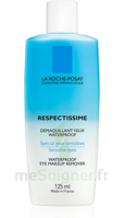 Respectissime Lotion waterproof démaquillant yeux 125ml à ANNECY