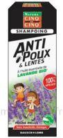 Cinq sur Cinq Natura Shampooing anti-poux lentes lavande 100ml à ANNECY
