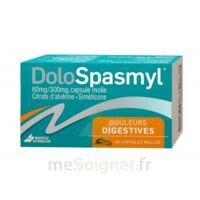 DOLOSPASMYL 60 mg/300 mg Caps molle Plq PVC/Alu/40 à ANNECY