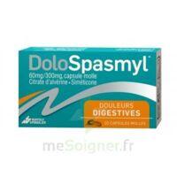 DOLOSPASMYL 60 mg/300 mg Caps molle Plq PVC/alu/20 à ANNECY