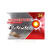 NUROFENPLAST 200 mg Emplâtre médic 4Sach à ANNECY