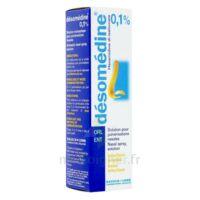 DESOMEDINE 0,1 % S pulv nas en flacon Spray/10ml à ANNECY