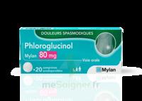 PHLOROGLUCINOL MYLAN 80 mg, comprimé orodispersible à ANNECY