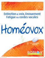Boiron Homéovox Comprimés à ANNECY