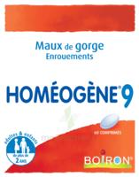 Boiron Homéogène 9 Comprimés à ANNECY